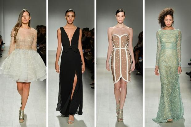 World MasterCard Fashion Week: - Narces